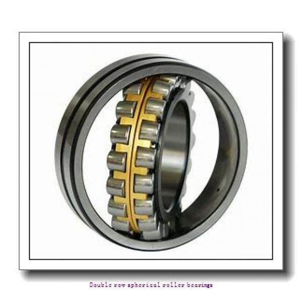 240 mm x 400 mm x 160 mm  SNR 24148EAW33 Double row spherical roller bearings #1 image