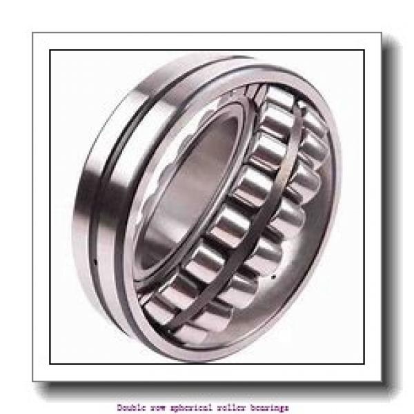 SNR 24126EAW33ZZ Double row spherical roller bearings #1 image