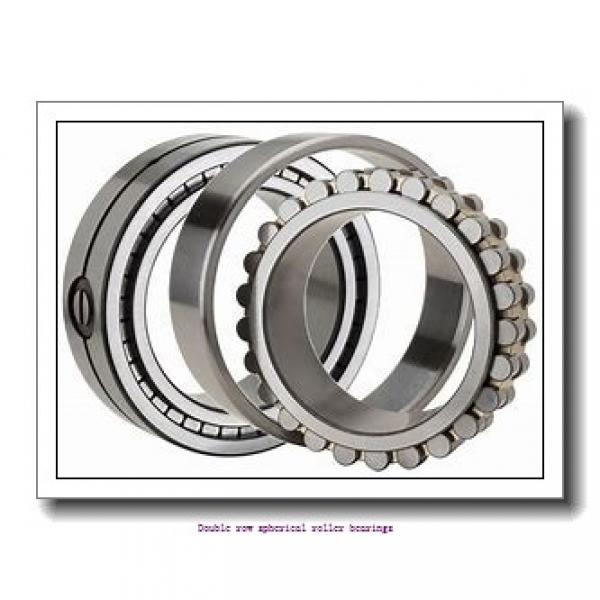 110 mm x 200 mm x 69.8 mm  SNR 23222.EMKW33 Double row spherical roller bearings #1 image