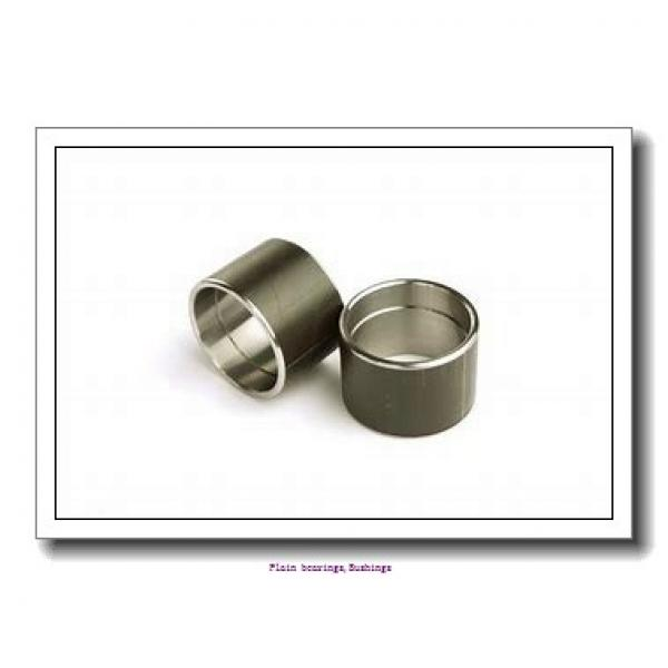 45 mm x 55 mm x 55 mm  skf PSM 455555 A51 Plain bearings,Bushings #1 image