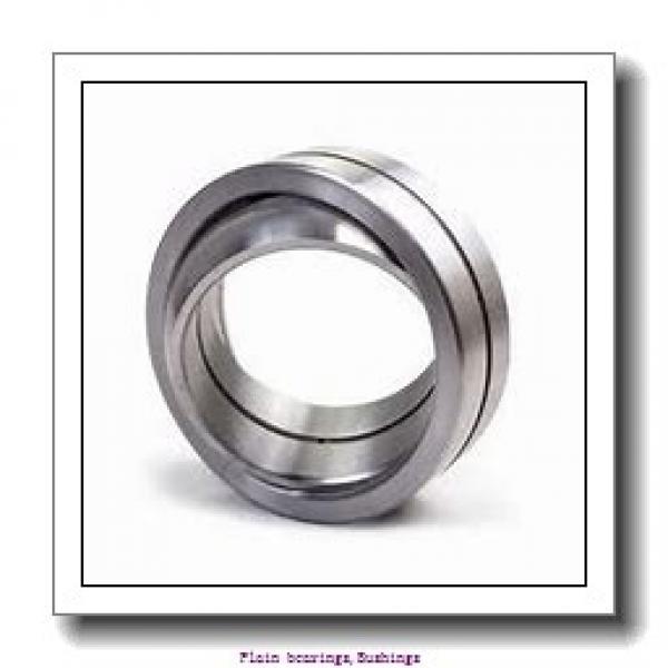 3 mm x 8 mm x 4 mm  skf PSM 030804 A51 Plain bearings,Bushings #2 image