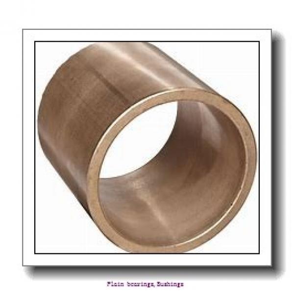16 mm x 22 mm x 30 mm  skf PSM 162230 A51 Plain bearings,Bushings #2 image