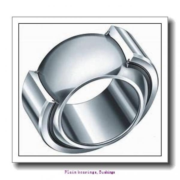 3 mm x 8 mm x 4 mm  skf PSM 030804 A51 Plain bearings,Bushings #1 image