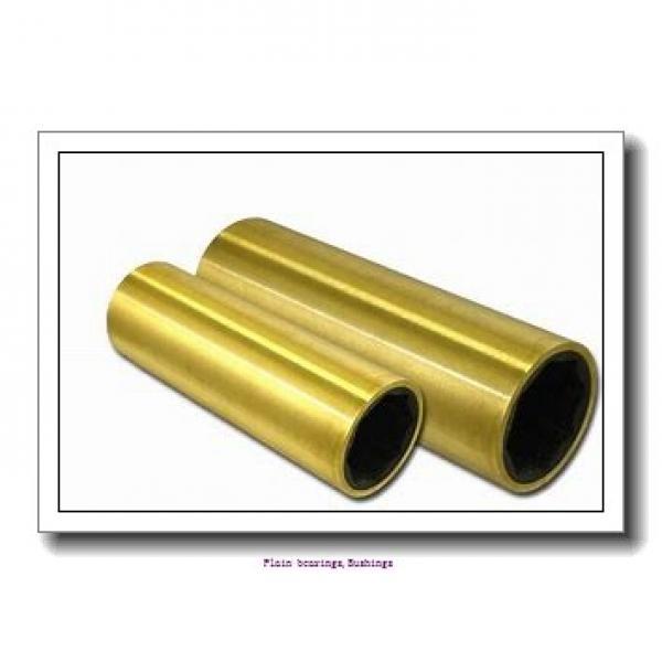 12,7 mm x 15,081 mm x 22,225 mm  skf PCZ 0814 E Plain bearings,Bushings #2 image