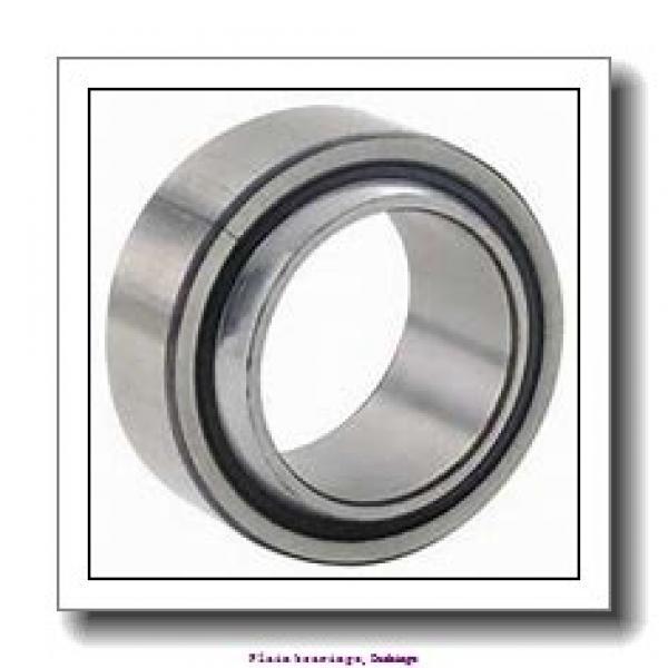 25,4 mm x 28,575 mm x 38,1 mm  skf PCZ 1624 M Plain bearings,Bushings #1 image