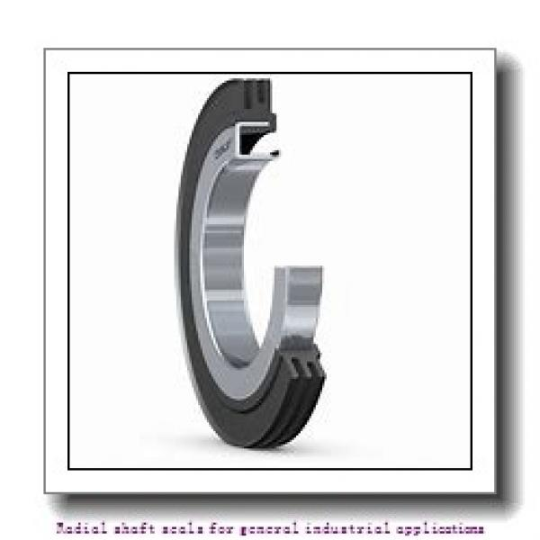 skf 60X72X8 HMS5 RG Radial shaft seals for general industrial applications #1 image