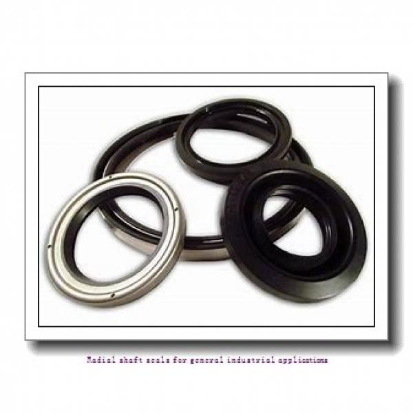 skf 35X72X7 HMSA10 V Radial shaft seals for general industrial applications #1 image