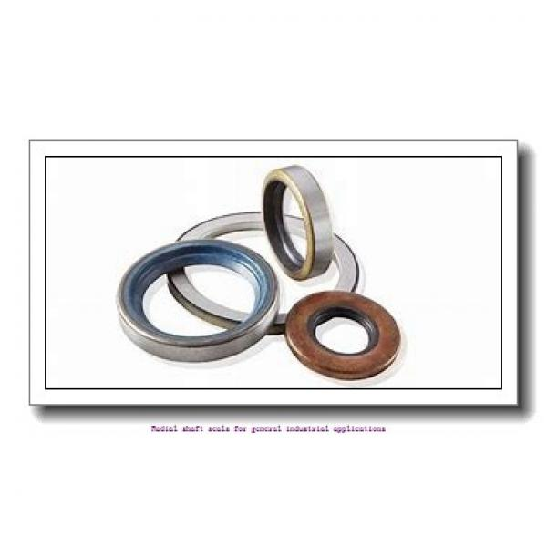 skf 34X55X8 CRW1 R Radial shaft seals for general industrial applications #1 image