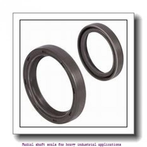 skf 280x310x16 HDS2 R Radial shaft seals for heavy industrial applications #1 image