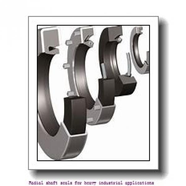 skf 390x430x20 HDS2 D Radial shaft seals for heavy industrial applications #1 image