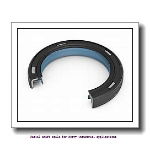 skf 240x300x25 HDS1 R Radial shaft seals for heavy industrial applications #1 image