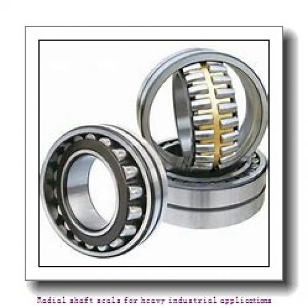 skf 560x610x20 HDS1 V Radial shaft seals for heavy industrial applications #1 image