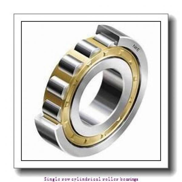 45 mm x 85 mm x 23 mm  NTN NJ2209EAT2X Single row cylindrical roller bearings #2 image