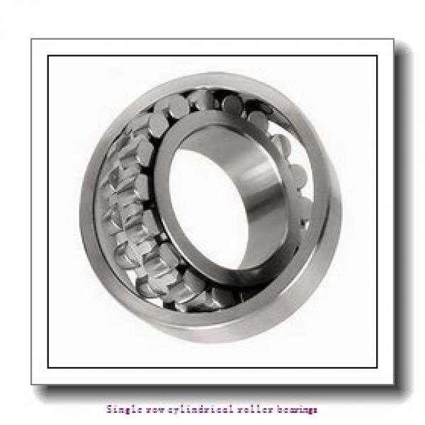 90 mm x 160 mm x 30 mm  NTN NJ218 Single row cylindrical roller bearings #2 image