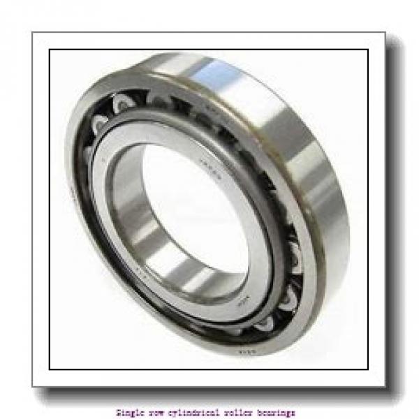 75 mm x 130 mm x 31 mm  NTN NJ2215ET2X Single row cylindrical roller bearings #1 image