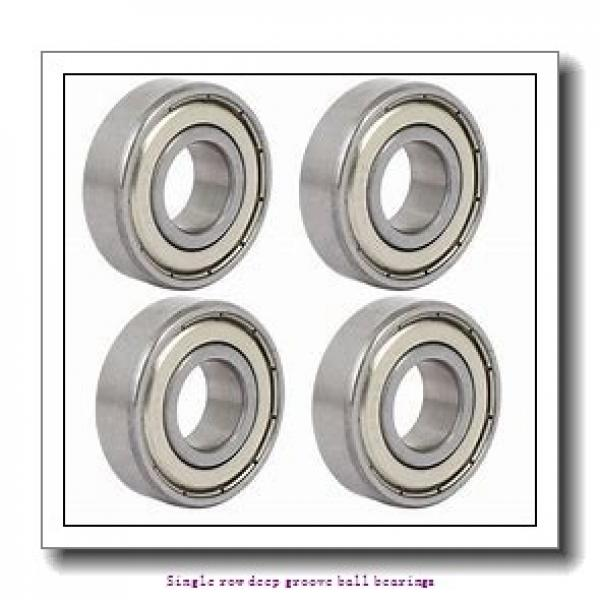 17 mm x 35 mm x 10 mm  NTN 6003LLHAP63E/L453QMP Single row deep groove ball bearings #2 image