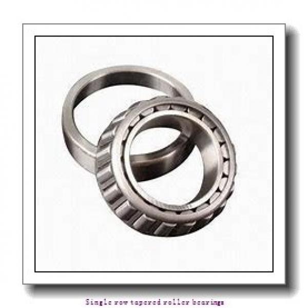 25 mm x 52 mm x 15 mm  NTN 4T-30205X1 Single row tapered roller bearings #2 image