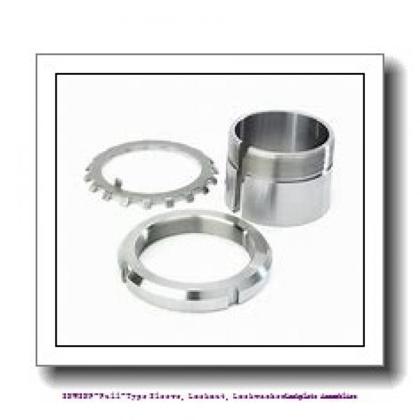 timken SNW-130 x 5 1/8 SNW/SNP-Pull-Type Sleeve, Locknut, Lockwasher/Lockplate Assemblies #1 image