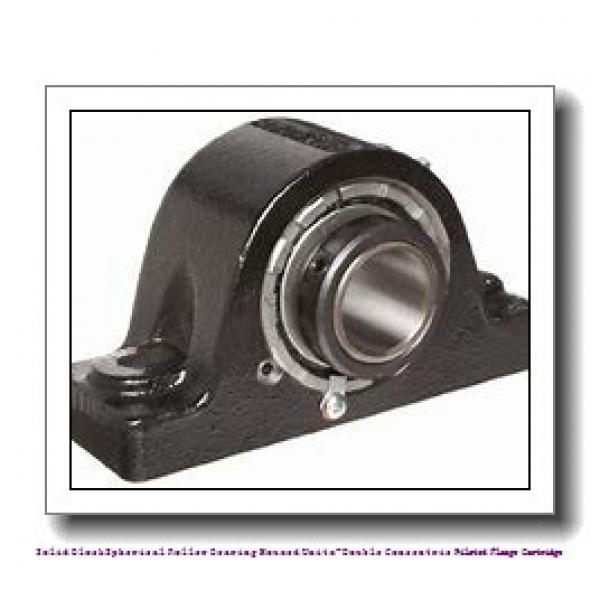 timken QAACW22A408S Solid Block/Spherical Roller Bearing Housed Units-Double Concentric Piloted Flange Cartridge #1 image