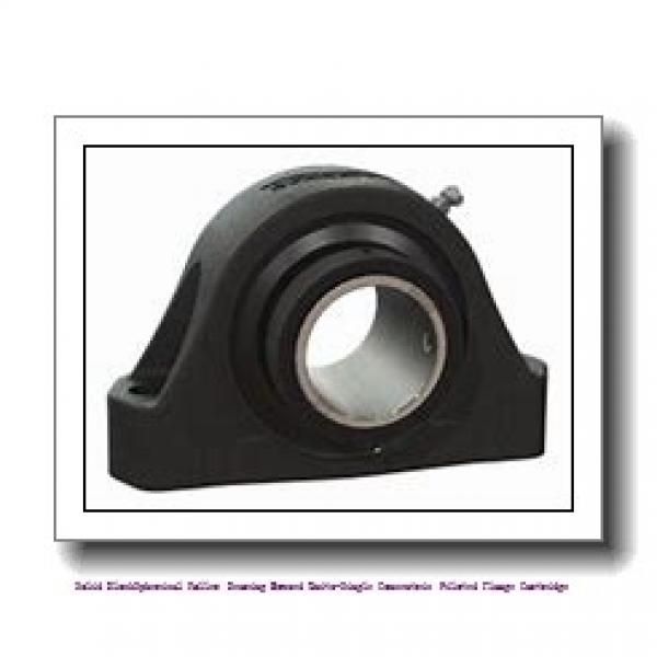 timken QAC15A070S Solid Block/Spherical Roller Bearing Housed Units-Single Concentric Piloted Flange Cartridge #2 image