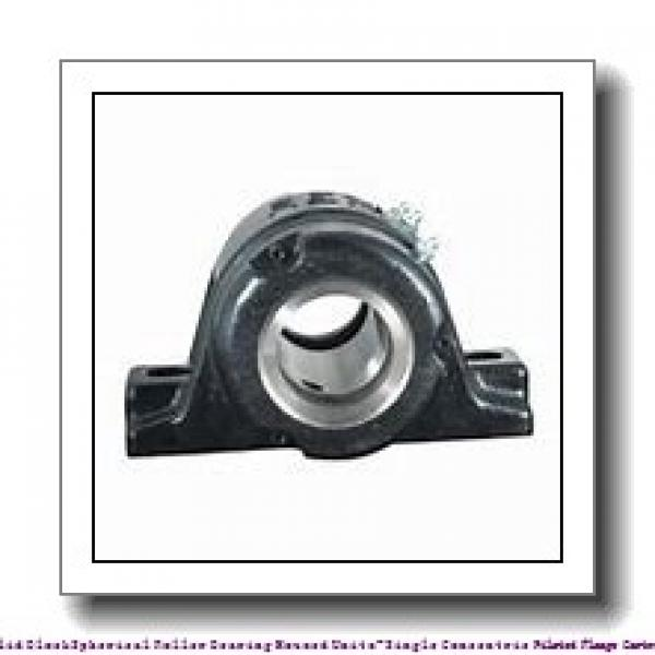 timken QAC15A070S Solid Block/Spherical Roller Bearing Housed Units-Single Concentric Piloted Flange Cartridge #1 image