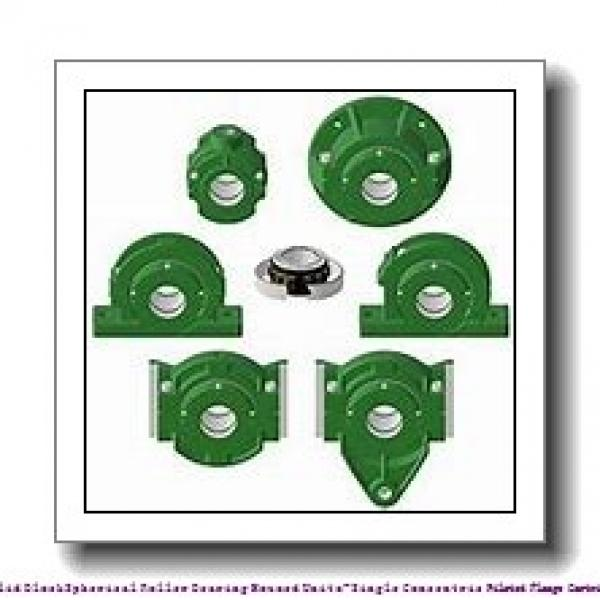 timken QAC15A211S Solid Block/Spherical Roller Bearing Housed Units-Single Concentric Piloted Flange Cartridge #2 image