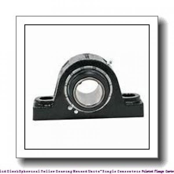 timken QACW20A400S Solid Block/Spherical Roller Bearing Housed Units-Single Concentric Piloted Flange Cartridge #1 image